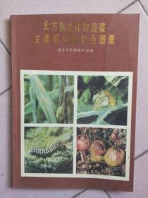 北方粮食作物蔬菜主要病虫害彩色图集