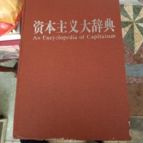 资本主义大辞典,精装16开,