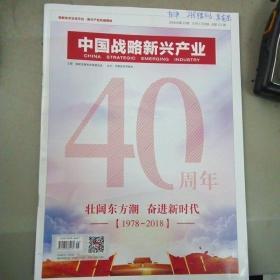 《中国战略新兴产业》杂志