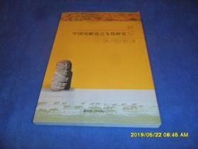 中国突厥语言文化研究新论