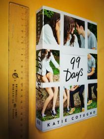 英文原版  99 Days