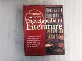 Merriam Webster.s Encyclopedia of Literature【精装】