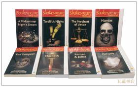 莎士比亚作品 英文版系列 哈姆雷特等