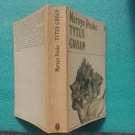 tytus groan  (外文原版 波兰语)