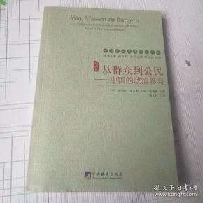从群众到公民——中国的政治参与(城市卷)【一版一印】