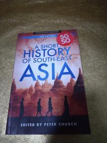 A Short History of South-East Asia[东南亚简史]