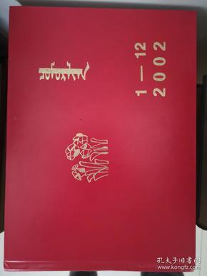 花蕾2002年合订本