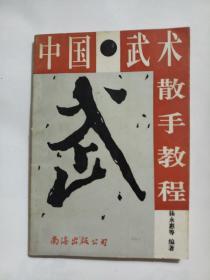 中国武术散手教程