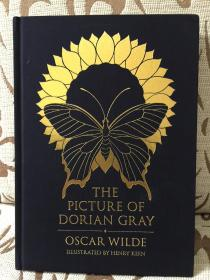 The Picture of Dorian Gray by Oscar Wilde - 王尔德 《道连格雷画像》Henry Keen插图 - calla editions 出品 精装大开本
