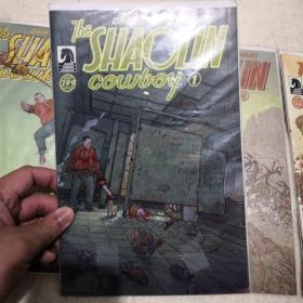 Shaolin cowboy 2013 issue 1–4