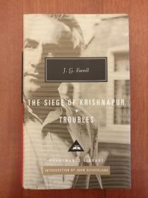 Troubles: The Siege of Krishnapur(布面精装)
