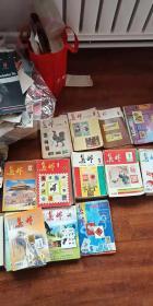 集邮 杂志 1981年-2002年 共计336本 合售 具体见明细 私藏品好