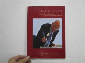 BRUUN RASMUSSEN SELECTED FINE ART 2011 (大16开)