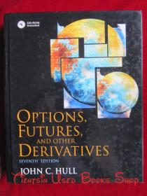 Options, Futures, and Other Derivatives(Seventh Edition, CD-ROM Included)期权、期货和其他衍生品(第7版 含光盘 英语原版 精装本)