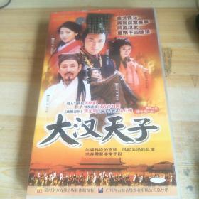 大汉天子DVD碟片20碟精装 未拆封