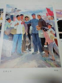 扎根农村(文革时期宣传画)