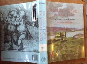 Johnson and Boswell in Scotland:a journey to the hebrides【精装】