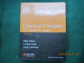 Chemical Principles: The Quest For Insight( sixth  edition)