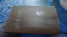 袖珍英语辞典 塑套本