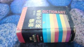 新编汉语成语词典 修订本  书脊封皮破损