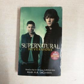 SUPERNATURAL NEVERMORE 英文原版书