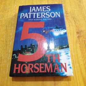 The 5th Horseman【第5个骑手,詹姆斯·帕特森,英文原版】