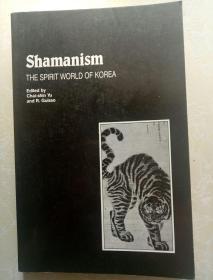 shamanism:the spirit world of korea