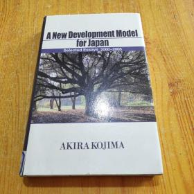 A New Development Model  for Japan  Selected Essays 2000-2008