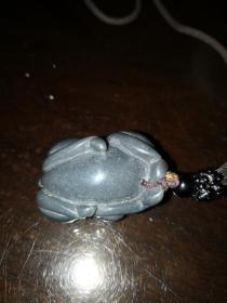 玉、玛瑙、石头雕刻猪
