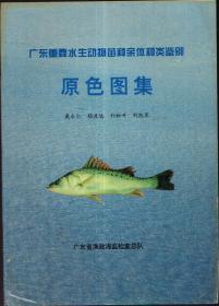 广东重要水生动物苗种亲体种类鉴别原色图集
