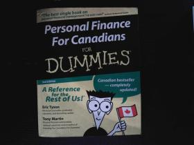 (外文书)Personal Finance For Canadians FOR DUMMIES 3rd Edition