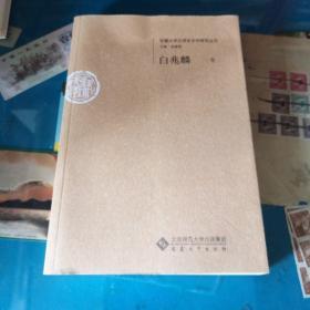 白兆麟卷--安徽大学汉语言文字研究丛书