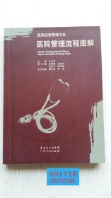 医院管理流程图解 牛江平  主编 广东人民出版社 9787218060613