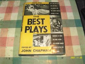 THE BEST PLAYS OF1950-1951