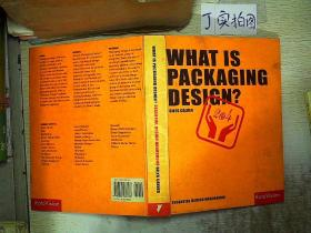 WHAT IS PACKAGING DESIGN 16开本