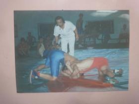 摔跤比赛a