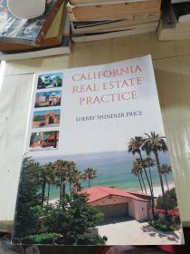 CALIFORNIA  REAL  ESTATE  PRACTICE  SHERRY SHINDLER   PRICE