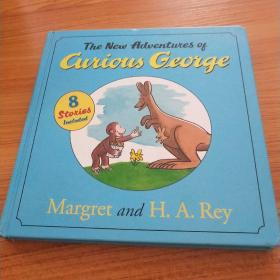 The New Adventures of Curious George  好奇猴乔治的新历险 英文原版