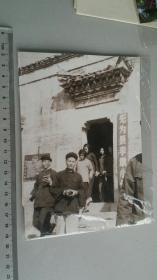 1964无为李墩小学门前底片+冲洗片