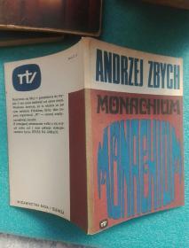 monachium 慕尼黑(外文原版 波兰语)