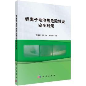 锂离子电池热危险性及安全对策