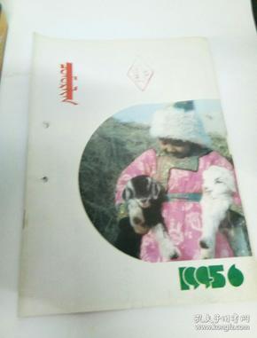 蒙文版期刊-花蕾(1995年第6期)