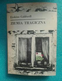 ziemia tragiczna 悲惨的土地(外文原版 波兰语)