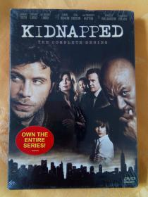 DVD     KIDNAPPED     THE  COMPLETE  SERIES      未开封