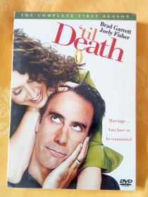 DVD        til  Death     THE  COMPLETE    FIRST  SEASON         未开封