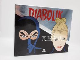 欧美漫画Diabolik 意大利语