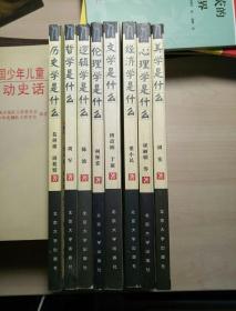人文社会科学是什么(8册合售)