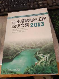 抽水蓄能电站工程建设文集(2013)