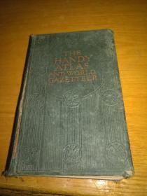 1909年世界简明地图集一一英文原版,伦敦印刷,120图