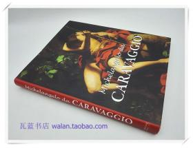 卡拉瓦乔绘画作品集Micheli da Carravaggio Parkstone Press